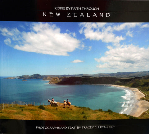 B03 - Riding by Faith Through New Zealand - Flexi-Cover Book