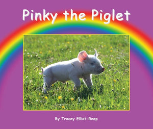 B12 - Pinky the Piglet - Flexi-Cover Book