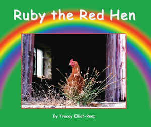 B15 - Ruby the Red Hen - Flexi-Cover Book