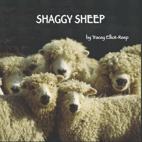 B05 - The Shaggy Sheep Book - Flexi Cover