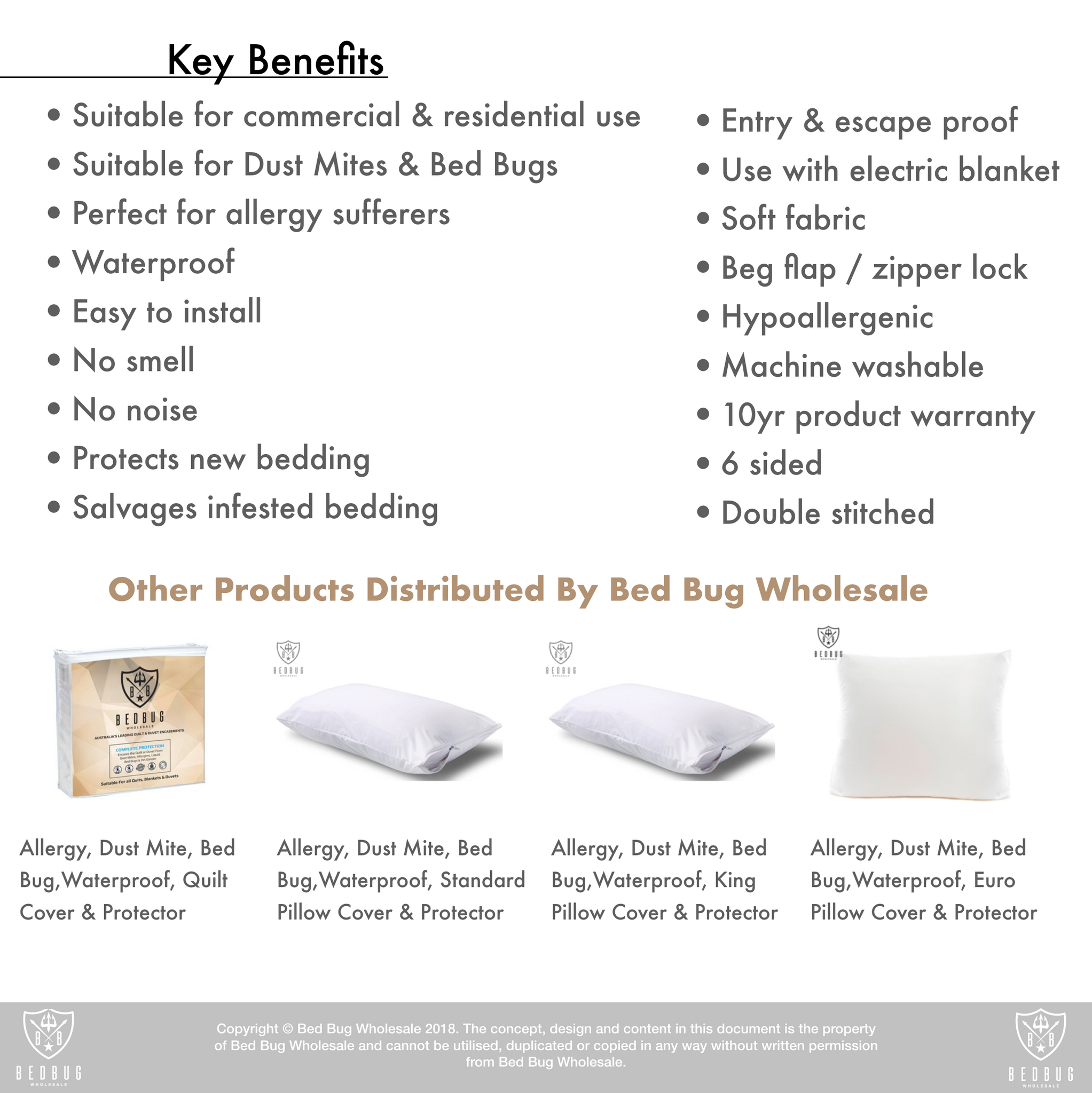 Allergy, Dust Mite, Waterproof, Quilt, Mattress, Cover, Sydney, Melbourne, Brisbane, Adelaide, Tasmania, Perth, Australia