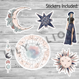 Sticker Die Cut Bundle - Celestial