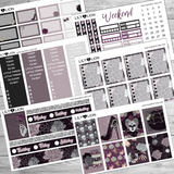 Halloween 2018 Kit (7 Pages)
