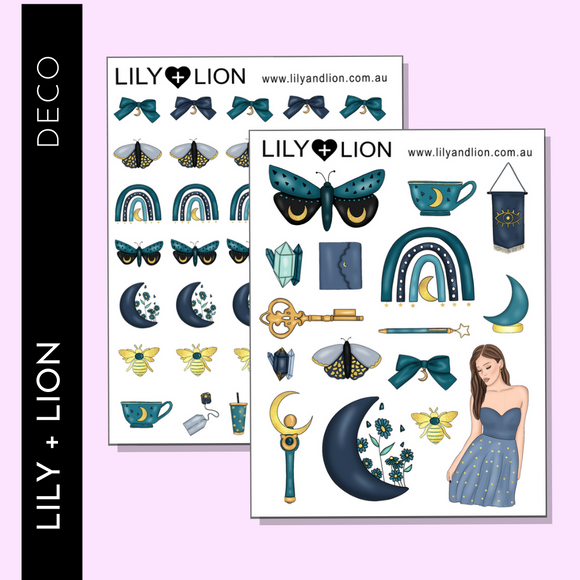 Moon Child Deco