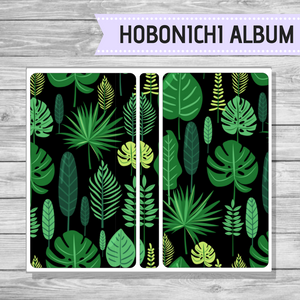 Hobonichi Sticker Album - Greenery
