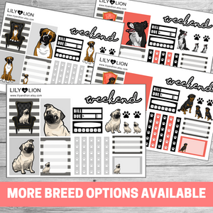 Dog Breed Mini Kit