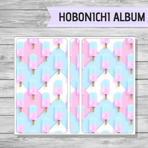 Hobonichi Sticker Album - Sweet Treats