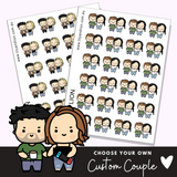 Custom Couple Creator sheets