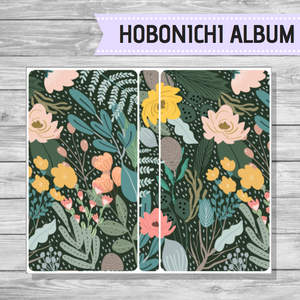 Hobonichi Sticker Album - Garden