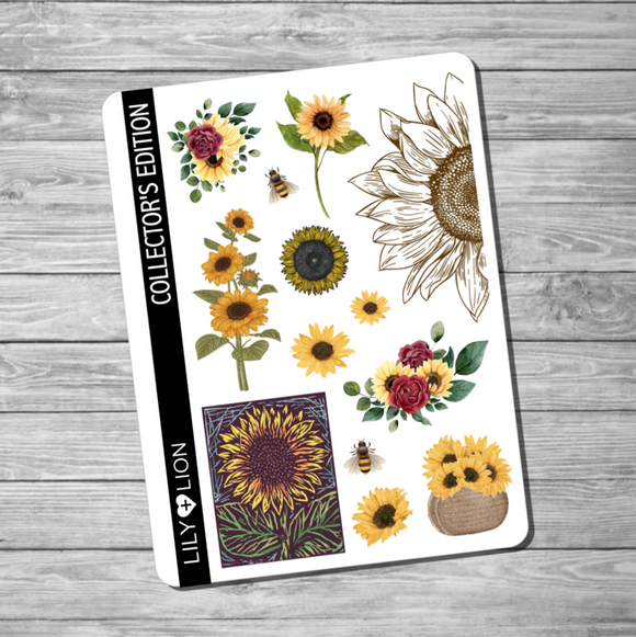 COLLECTOR'S EDITION: SUNFLOWER