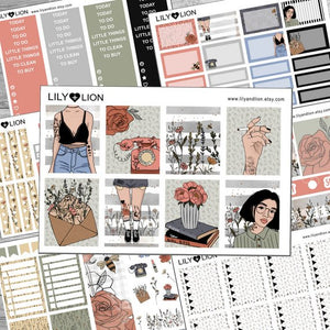 Inked Kit 7 Pages