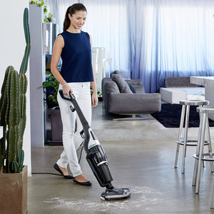 Steam & Clean - Vacuum Cleaner and Steam Mop all-in-one Thermostat TH-001/N