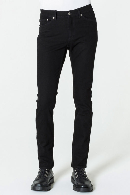 Sonic Deep Black Slim Fit Jeans