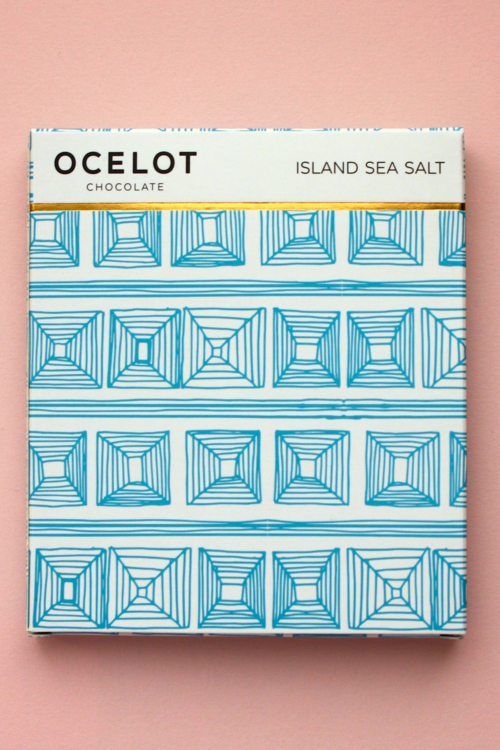 Island Sea Salt Chocolate Bar