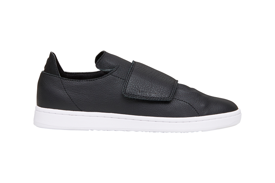 Jane II V Velcro Strap Over Sneakers