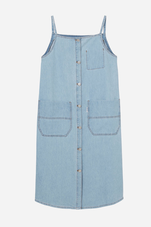 Organic Threat Denim Dress