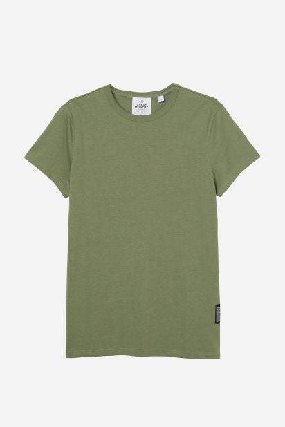 Unity Tshirt in Bleached Olive