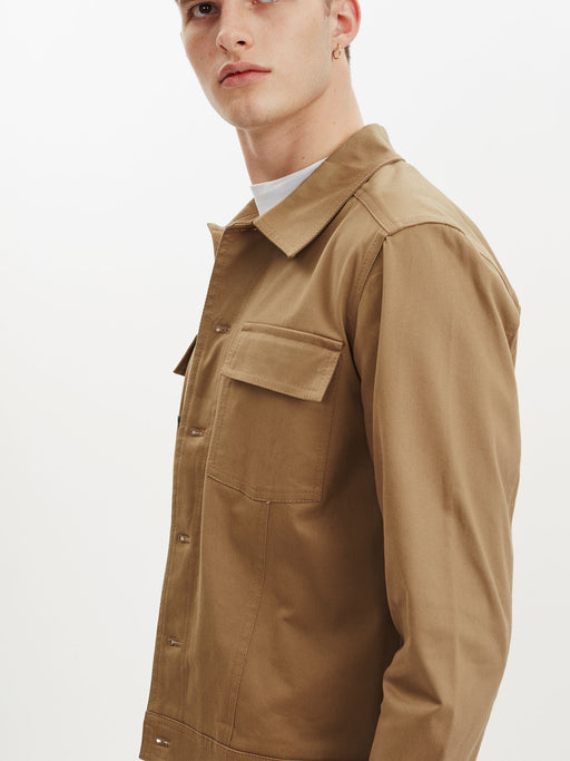 Loder Jacket in Khaki