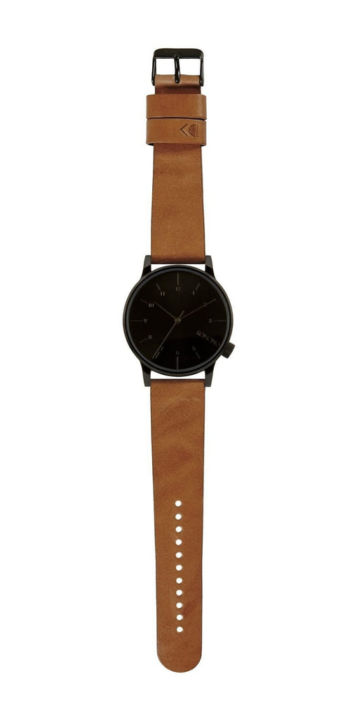 Winston Regal Cognac Watch
