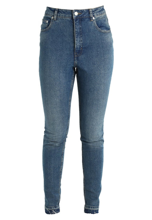 Organic Donna Jeans in Domestic Blue