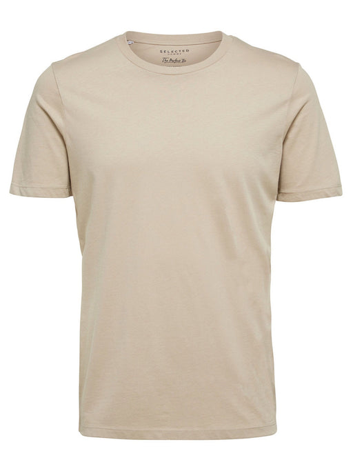 The Perfect Short Sleeve O Neck Tshirt in Tuffet