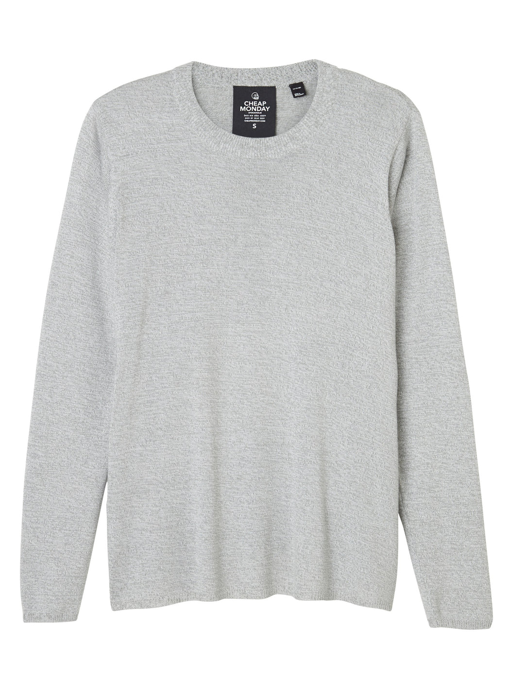 Youth Marl Knit Jumper