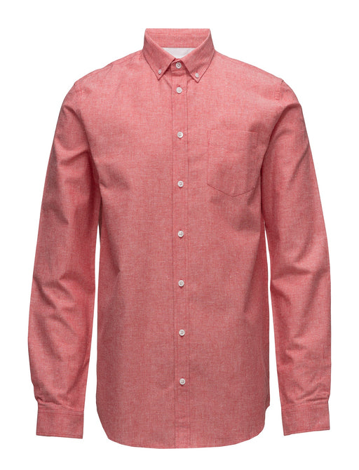 Hunter Shirt in Chinese Red