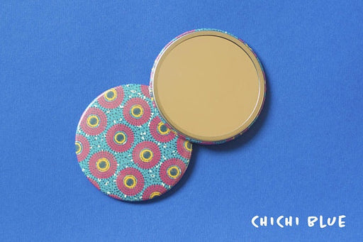 African Print Pocket Mirrors - Available in 3 colours