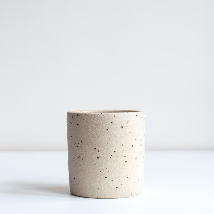 Small Planter in Speckled