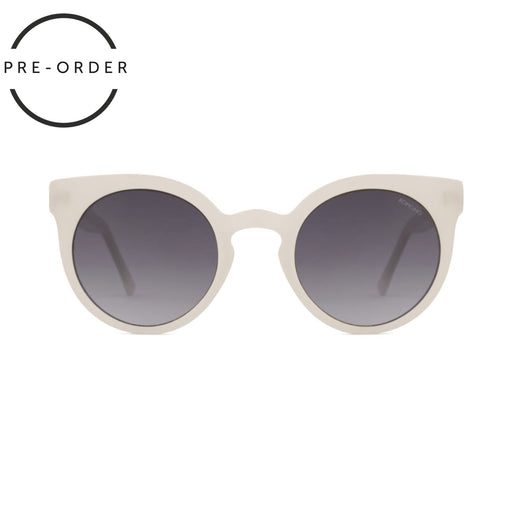 Lulu Milky White Sunglasses