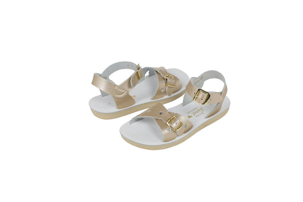 Saltwater Sweetheart sandals (Girls)
