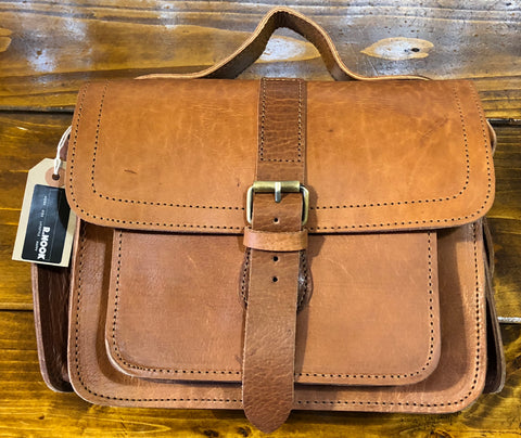 Artisan Tan Leather bag