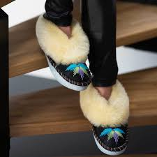 Sheepskin Ladies Slippers Original Sheepers