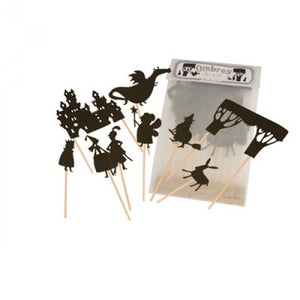 Moulin Roty Fairy Tale shadow puppets