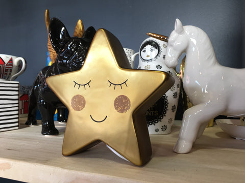 Star money box