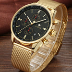 Business Chronograph Luxury Men's Watch