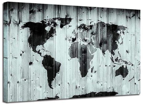 decoration table world map design cheap deco-promo.com