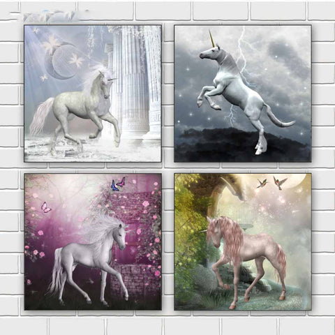 Decorazione Unicorno decorativo Unicorno su deco-promo.com