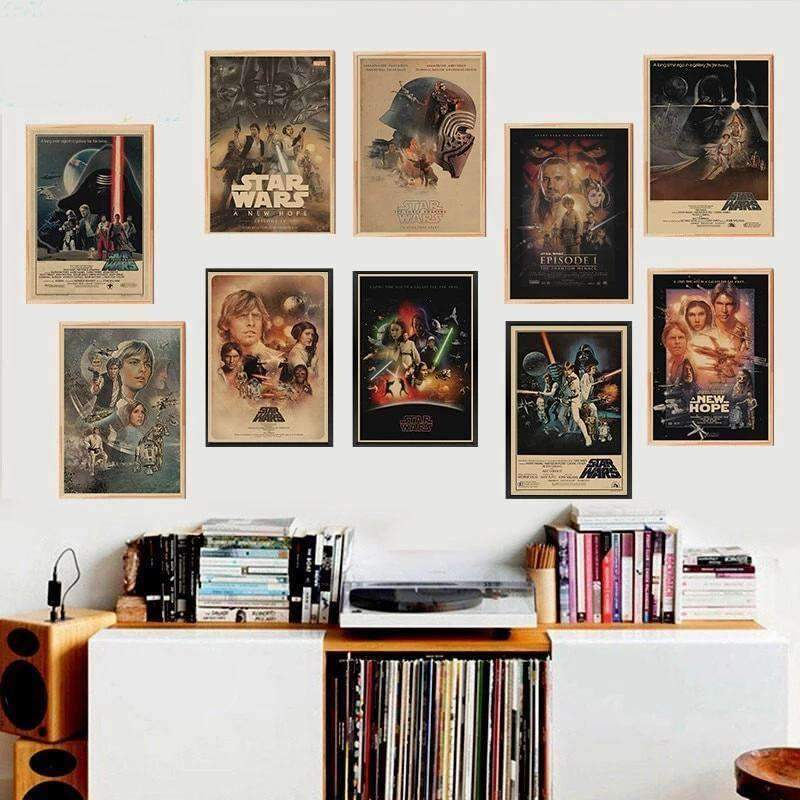 Poster Star Wars Vintage Collection samaritain Poster Star Wars