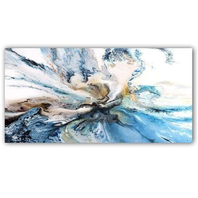 Abstract Painting The Samaritan Ocean Abstract Painting