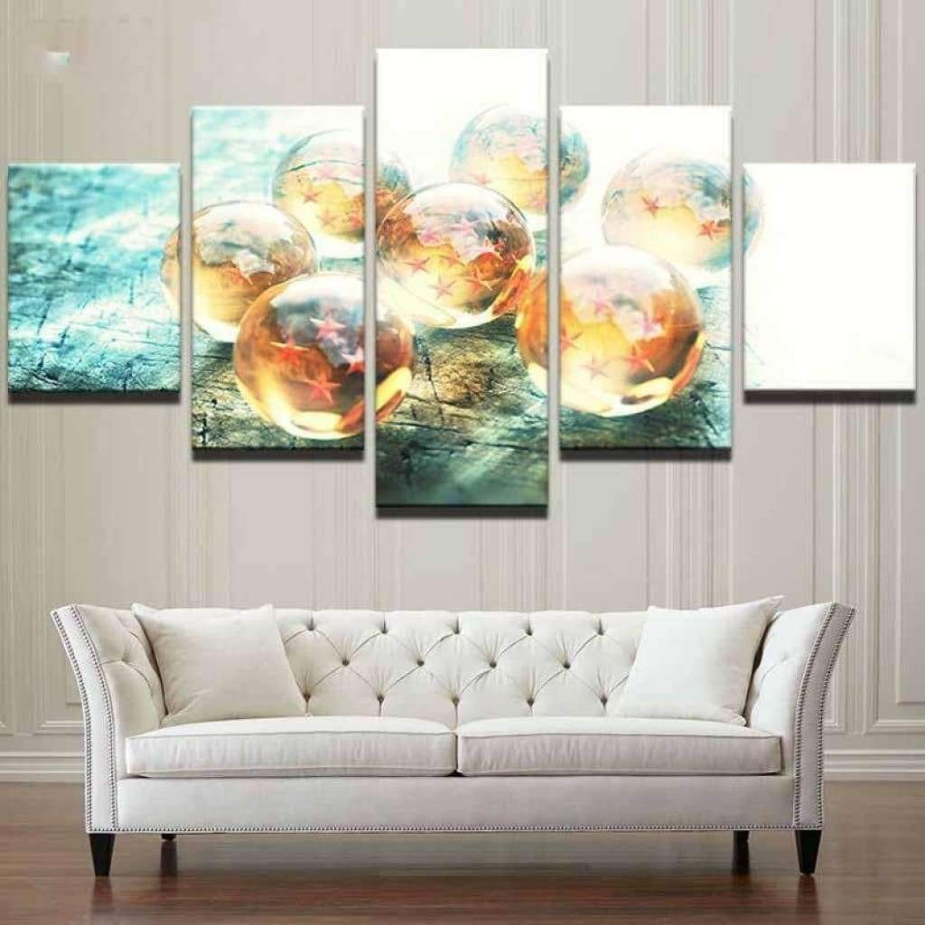 Dragon Ball Painting De 7 samaritanske krystalkugler Dragon Ball Painting