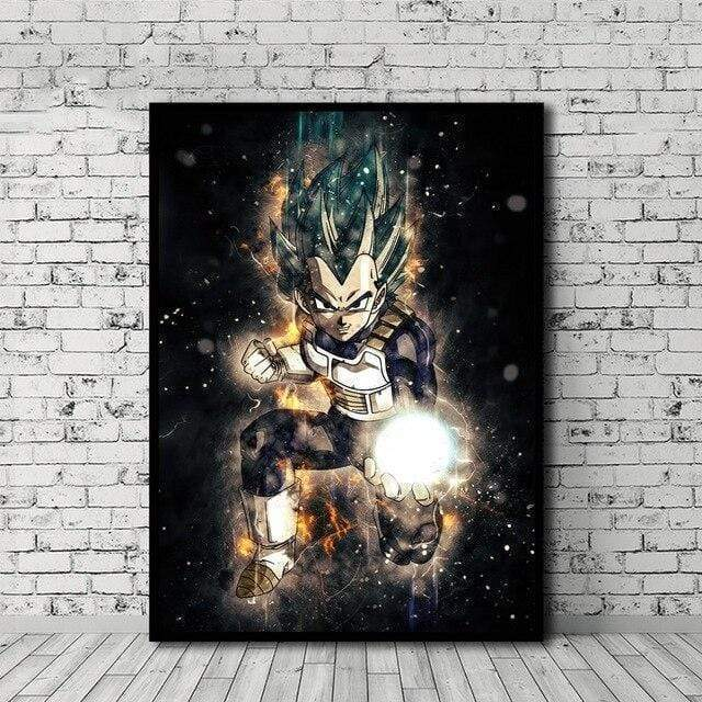 Tableau Dragon Ball Super La Collection samaritain Tableau Dragon Ball