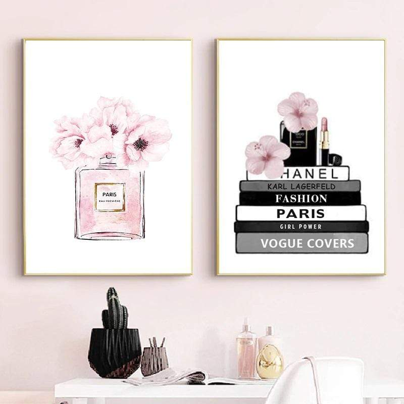 Table Fashion Eau de Paris Chanel Samaritan Table Nordic