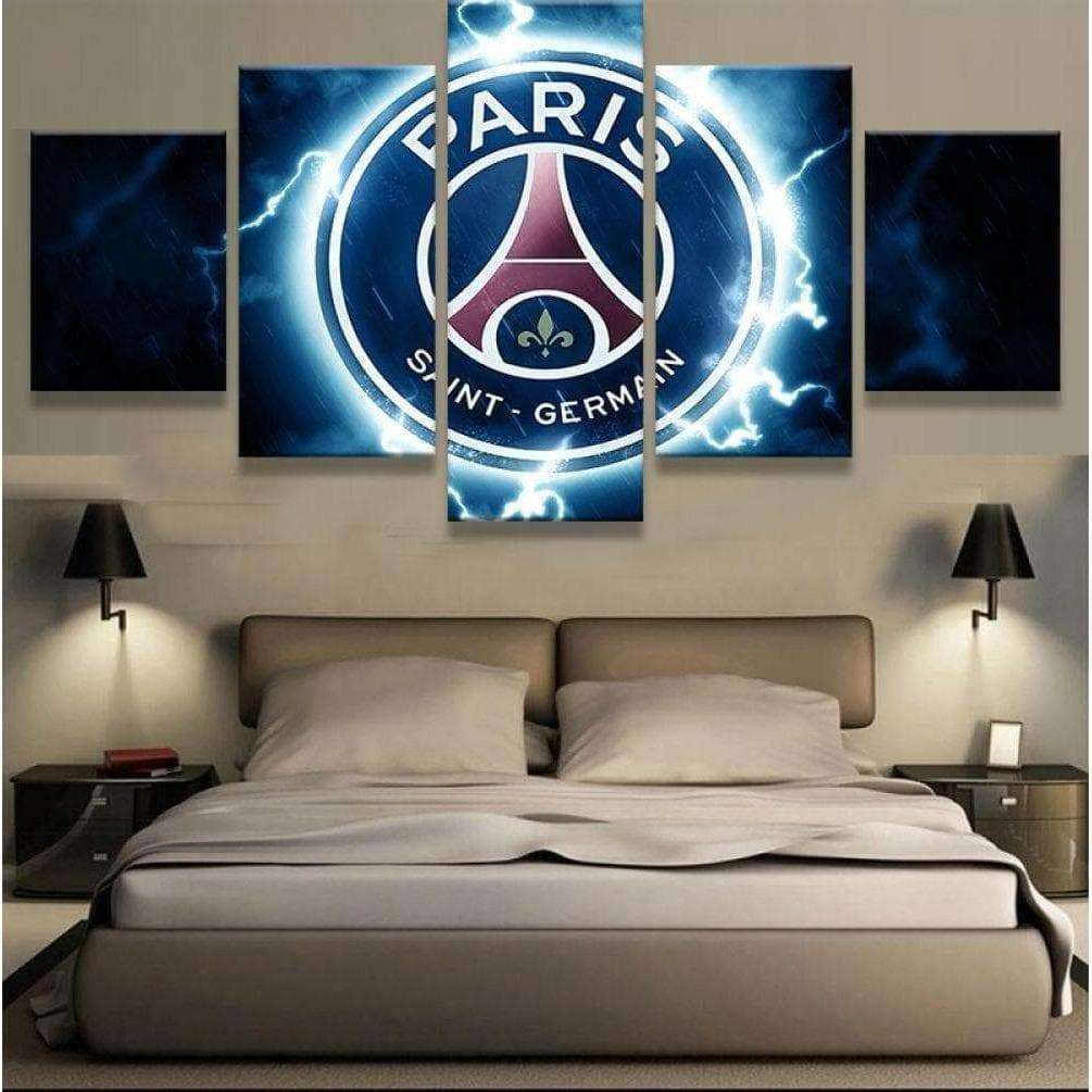 Tableau Paris Saint Germain samaritain tableau sport
