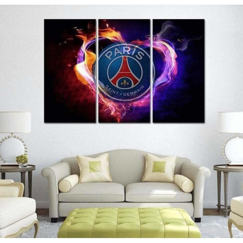 Tableau PARIS ST GERMAIN  2019 samaritain