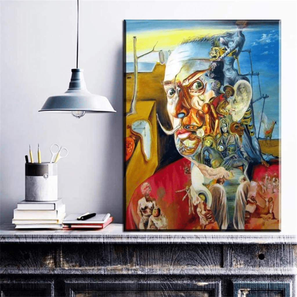 Painting Salvador Dali Surrealism Welcome Offer 30 Free Shipping