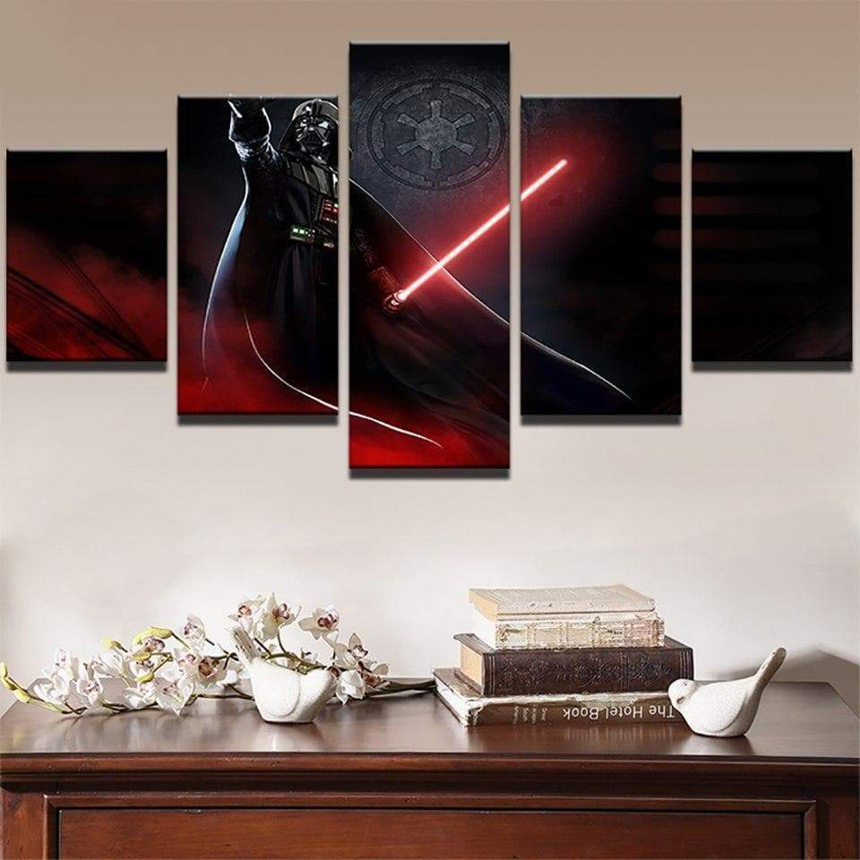 Tableau Star Wars Dark VADOR samaritain tableau star wars