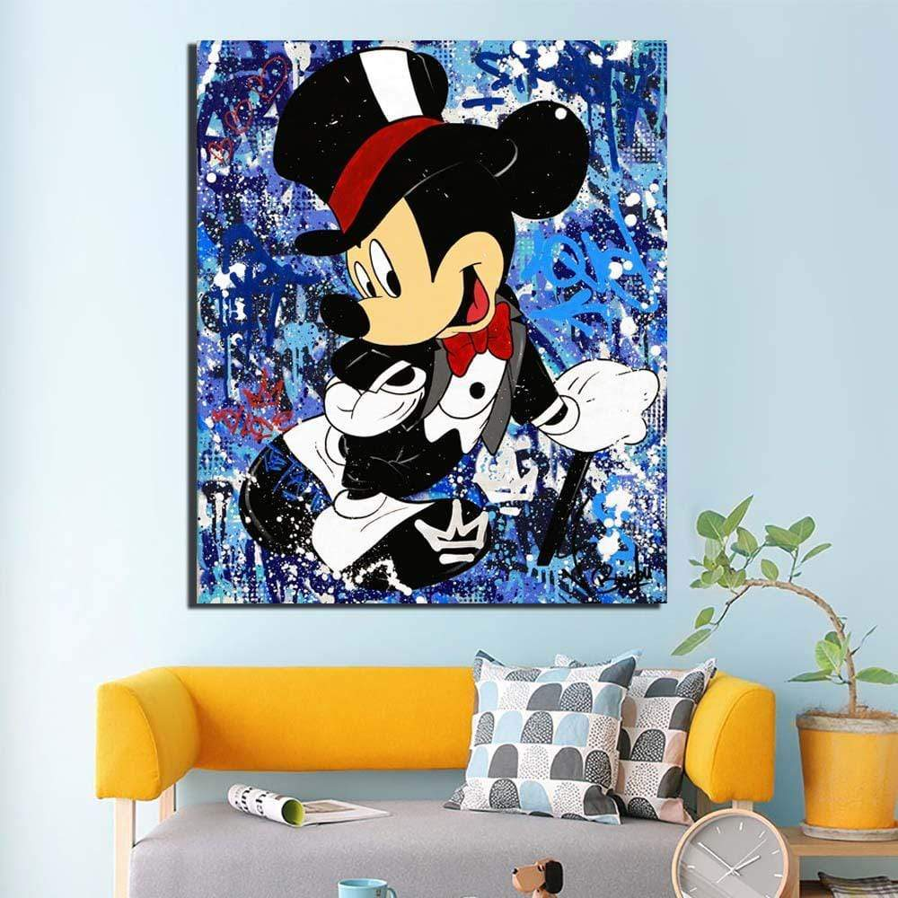 Tableau Walt Disney Mickey Magic - RUEDESTABLEAUX.COM