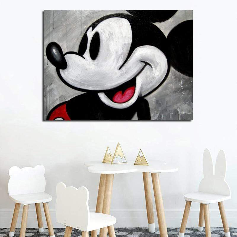 Walt Disney Table Mickey Vintage Samaritan Walt Disney Table