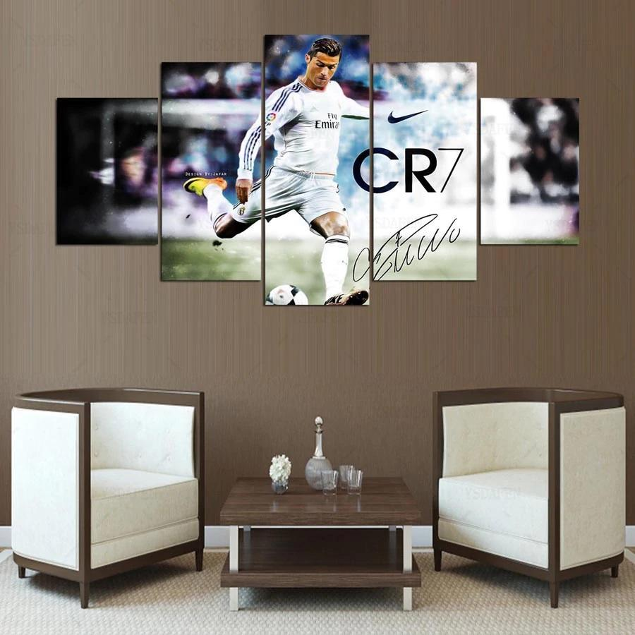 Tableau Football Cristiano Ronaldo